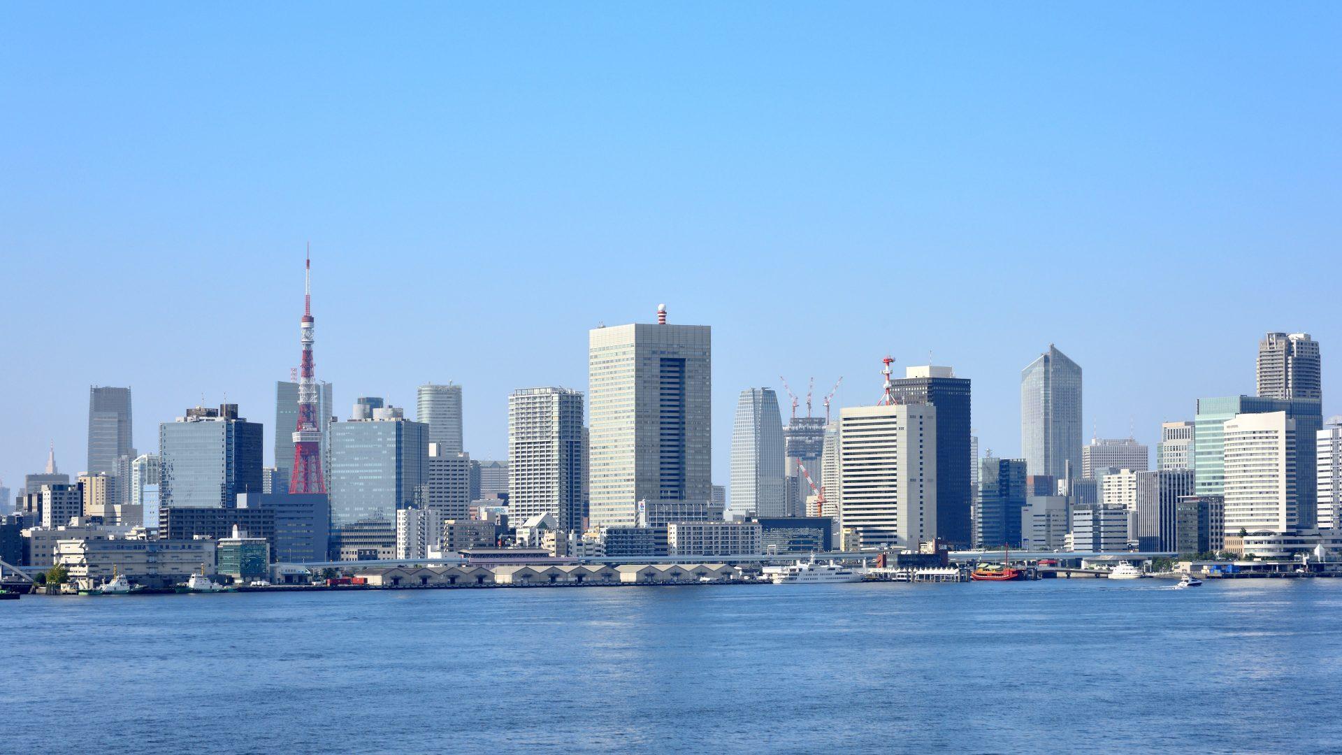 東京に在る教会